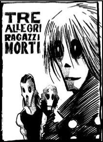 Tre Allegri Ragazzi Morti a Mantova in concerto