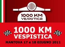 1000 km Vespistica Mantova 2011
