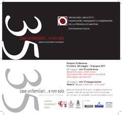 Mostra a Mantova: 35 case unifamiliari... e non solo