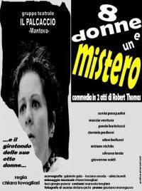 Teatro: 8 donne e un mistero