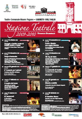Stagione Teatrale Canneto