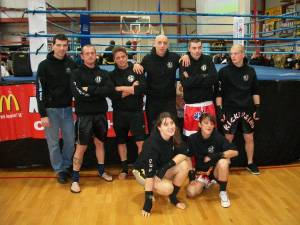 Team Abagnale Kickboxing K1 Mantova
