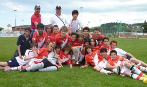 AC Mantova Giovanissimi 96