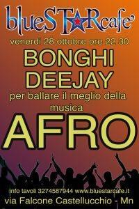 Bonghi Deejay, Blue Star Cafè Castellucchio (Mantova)