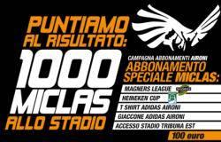 Abbonamento Aironi Rugby 2010 2011