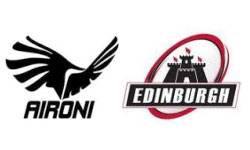 Aironi Rugby - Edinburgh, Celtic League