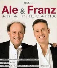 Ale e Franz - Aria Precaria 2011 Tour Mantova
