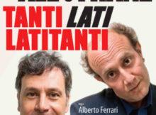 Tanti lati Latitanti Ale e Franz Mantova Teatro Sociale 2016