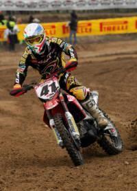 Alfie Smith, Motocross