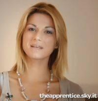 Alice Maffezzoli The Apprentice 2014 Italia