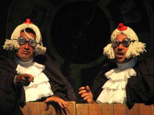 Allegria Pinocchio Teatro Moglia (MN)