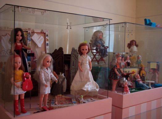 bambole Museo Civico di Canneto sull'Oglio (Mantova)