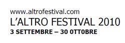L'Altro Festival 2010