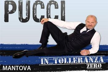 Andrea Pucci Intolleranza Zero Mantova 2017