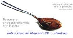 Antica Fiera Mangiari Mantova 2013