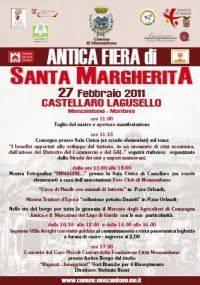 Antica Fiera Santa Margherita 2011 Castellaro Lagusello (Mantova)