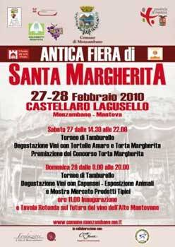 Antica Fiera di Santa Margherita a Castellaro Lagusello