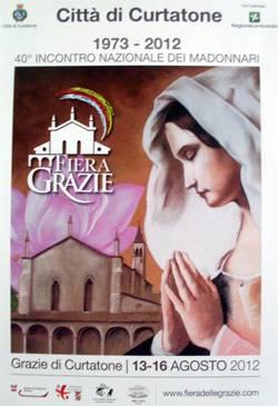 Antichissima Fiera delle Grazie 2012, locandina