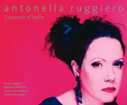 Souvenir d'Italie di Antonella Ruggiero
