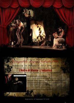 L'Antro di Manto, Teatro Quingentole (Mantova)