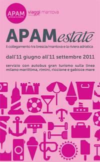 Apam Estate 2011: vacanza Riviera Adriatica autobus