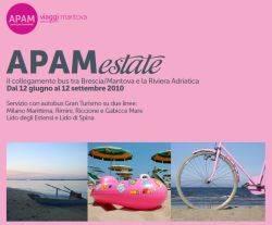 Autobus Apam Estate: Brescia-Mantova-Riviera Adriatica