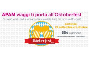 APAM viaggio pullman Mantova Monaco di Baviera Oktoberfest 2016