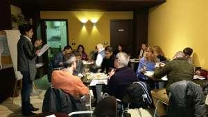 aperitivo in inglese a Mantova