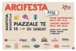 Arcifesta Mantova 2012  - festa Arci Mantova