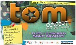 Concerti Arci Tom Marzo 2009