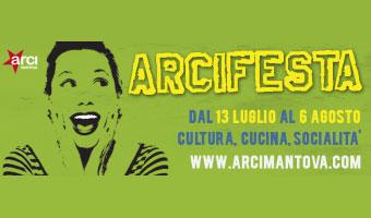 Arci Festa Mantova 2017