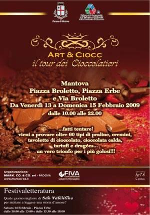 Art Ciocc Mantova 13-14-15 febbraio 2009
