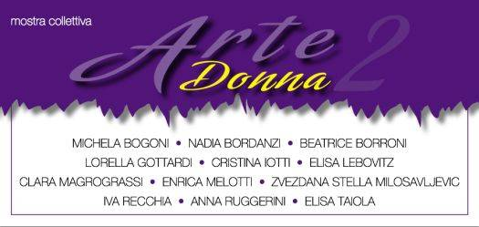 Mostra Arte Donna 2 Medole (Mantova)