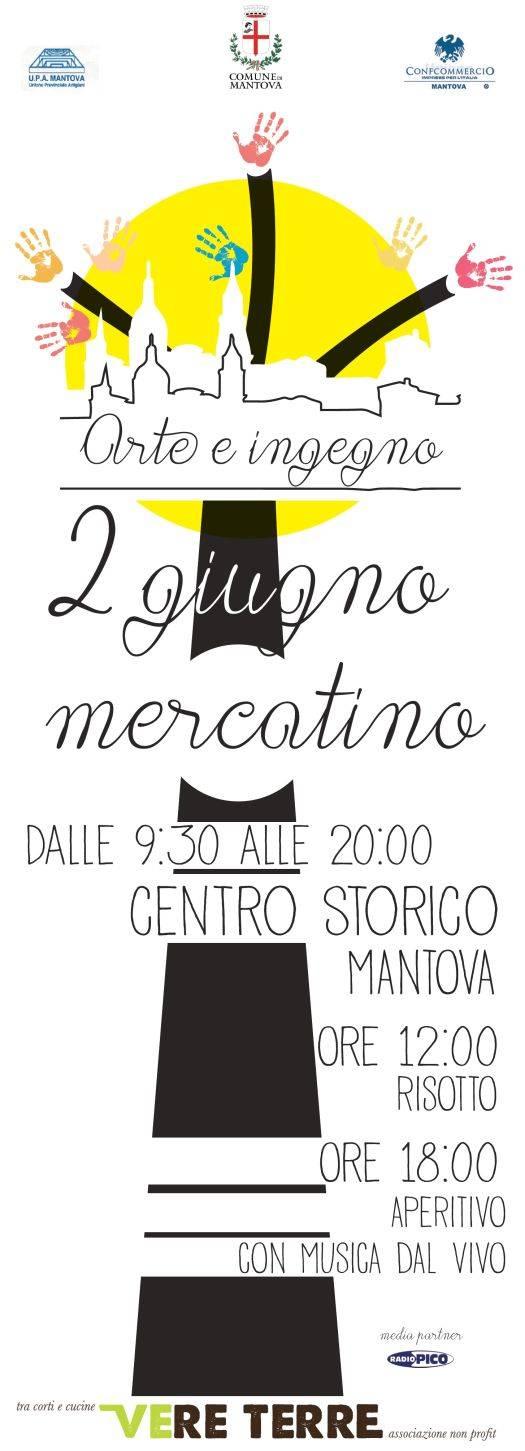Arte e Ingegno Mantova 2 giugno 2013