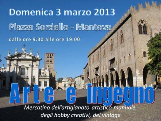 Arte e ingegno Mantova 2013