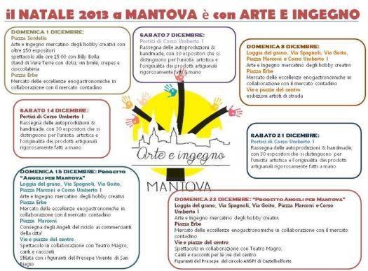 Mantova Arte e Ingegno dicembre 2013