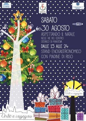 Mantova Arte e Ingegno Aspettando il Natale