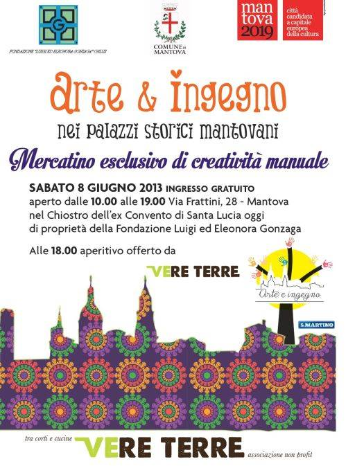 Arte e Ingegno nei Palazzi Storici Mantovani 2013