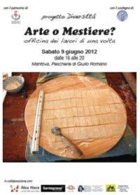 Arte o Mestiere Mantova 2012