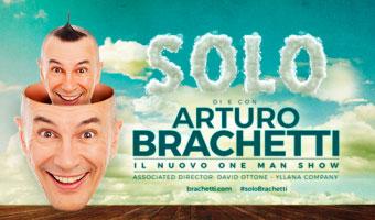 Solo Arturo Brachetti Mantova 2018