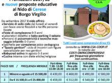 asilo nido Pollicino Borgo Virgilio (MN) 2017 2018