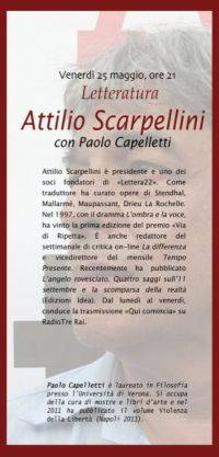 Attilio Scarpellini, Medole (Mantova)