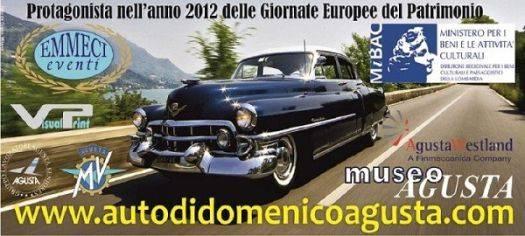 Auto Domenico Agusta Mantova