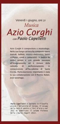 Azio Corghi, Medole (Mantova)