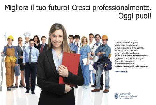 Progetto Professionalità Ivano Becchi - Fondazione Banca del Monte di Lombardia