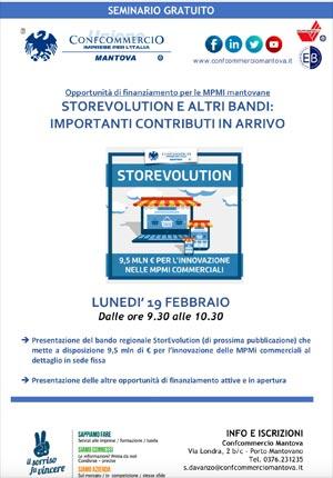 bando regione Lombardia StorEvolution 2018