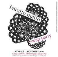 Baratto Matto Swap Party a San Giorgio di Mantova