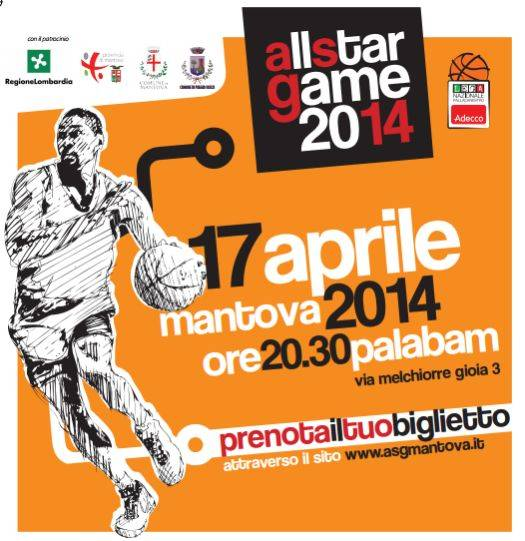 Basket Adecco All Star Game 2014 Mantova