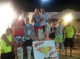 Beach Volley Memorial Ugo Fortunati 2015 Monzambano (MN)