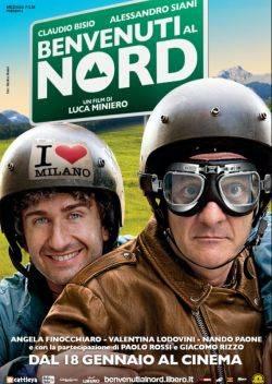 Benvenuti al Nord, locandina film